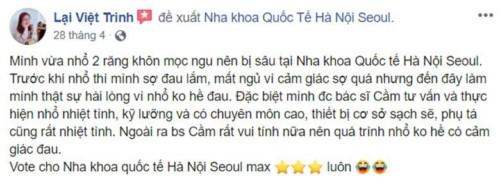 Nha khoa Quốc tế Hà Nội Seoul - 95 Vũ Ngọc Phan Đống Đa có tốt không?