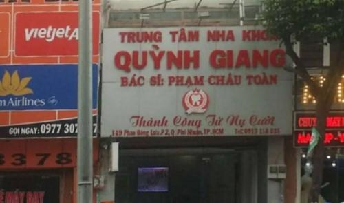 Nha khoa Quỳnh Giang - 149 Phan Đăng Lưu Phú Nhuận có tốt không?