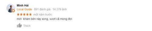 Nha khoa SAIDO - 258 Huỳnh Văn Bánh Phú Nhuận có tốt không?
