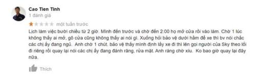 Nha khoa Sky 375 - 377 Nguyễn Thái Bình Tân Bình có tốt không?