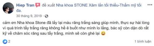 Nha khoa Stone - 453 Cách Mạng Tháng 8 Quận 10 có tốt không?