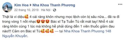 Nha khoa Thanh Phương - 148 Nguyễn Khuyến Đống Đa có tốt không?