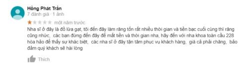 Nha khoa Thế Hệ Mới - 549 Nguyễn Đình Chiểu Quận 3 có tốt không?