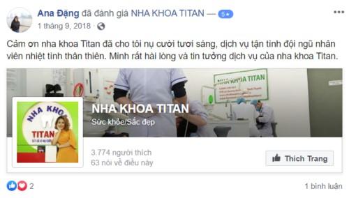 Nha khoa Titan - 97B Lê Quang Định Bình Thạnh có tốt không?