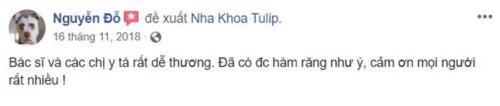 Nha khoa Tulip - 09 Phạm Văn Hai Quận Tân Bình có tốt không?