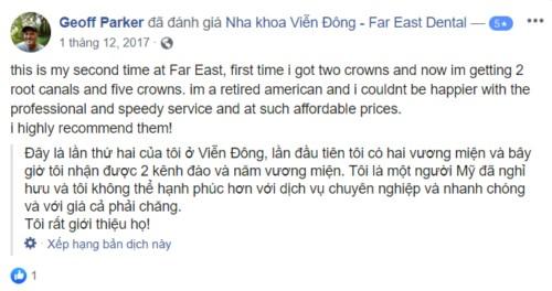 Nha khoa Viễn Đông - 249 Lê Thánh Tôn Quận 1 có tốt không?