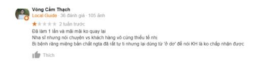Nha khoa Việt Hưng 17-19 Lê Văn Việt Quận 9 có tốt không?