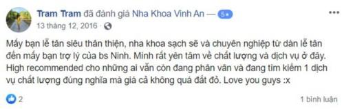 Nha khoa Vinh An - 438 Hoàng Văn Thụ Tân Bình có tốt không?