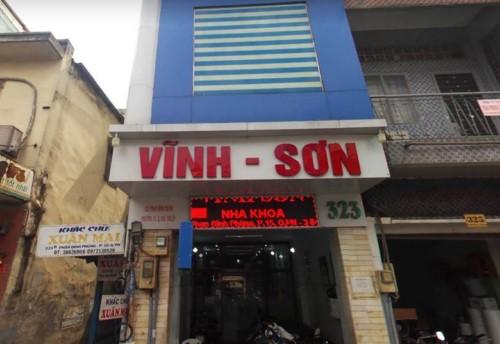 Nha khoa Vĩnh Sơn - 323 Phan Đình Phùng Phú Nhuận có tốt không?;