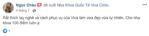 Nha khoa Viva Clinic - 50 Trần Khát Chân Quận 1 có tốt không?