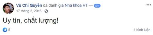 Nha khoa VT - 30 Đại Cồ Việt Hai Bà Trưng có tốt không?