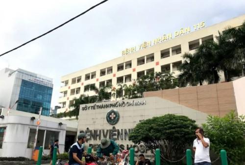 Bệnh viện Nhân Dân 115 - 527 Sư Vạn Hạnh Quận 10 có tốt không?