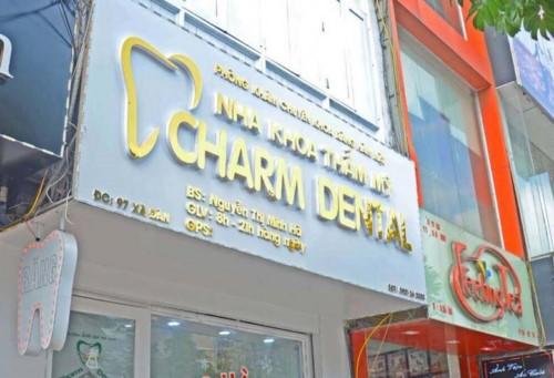 Nha khoa Charm Dental - 97 Xã Đàn Đống Đa có tốt không?