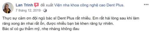 Nha khoa Dent Plus - 07 Hoa Mai Phú Nhuận có tốt không?