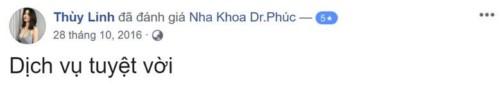 Nha khoa Dr. Phúc - 747 Lạc Long Quân Tân Bình có tốt không?