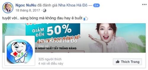 Nha khoa Hà Đô - 491 Nguyễn Văn Công Gò Vấp có tốt không?