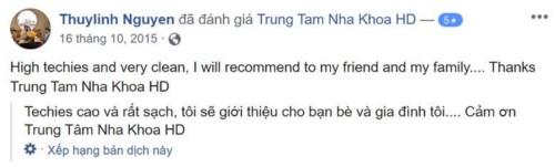 Nha khoa HD - 140 Nguyễn Ảnh Thủ Hóc Môn có tốt không?