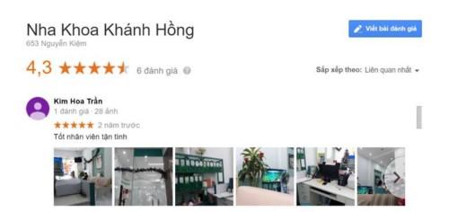 Nha khoa Khánh Hồng - 653 Nguyễn Kiệm Phú Nhuận có tốt không?