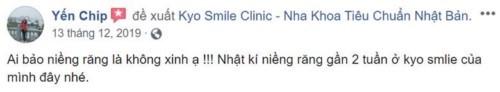 Nha khoa Kyo Smile - 97 Tô Vĩnh Diện Thanh Xuân có tốt không?;