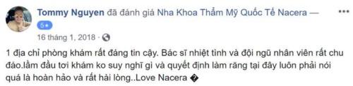 Nha khoa Nacera - 149 Đặng Tiến Đông Đống Đa có tốt không?