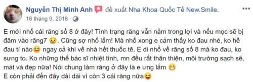 Nha khoa Quốc tế New Smile - 19 Hồng Tiến Long Biên có tốt không?