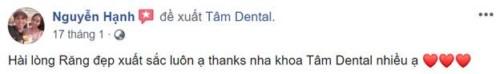 Nha khoa Tâm Dental số 58 Đường số 6, Khu DC Cityland Garden Hills, Gò Vấp có tốt không 10