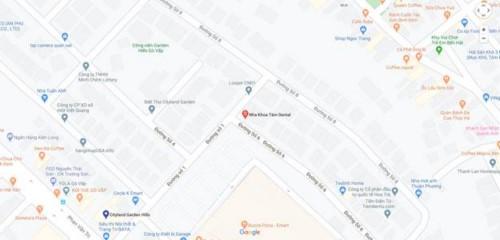 Nha khoa Tâm Dental số 58 Đường số 6, Khu DC Cityland Garden Hills, Gò Vấp có tốt không 2