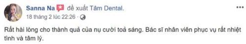 Nha khoa Tâm Dental số 58 Đường số 6, Khu DC Cityland Garden Hills, Gò Vấp có tốt không 4