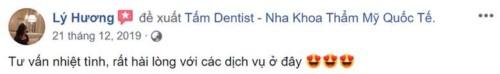 Nha khoa Tấm Dentist - 27B Nguyễn Công Trứ Hai Bà Trưng có tốt không?