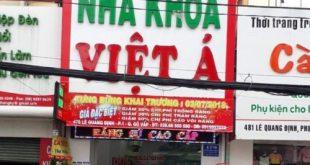 Nha khoa Việt Á - 479 Lê Quang Định Gò Vấp có tốt không?