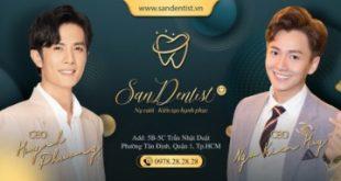 [Review] Nha Khoa San Dentist của Ngô Kiến Huy Q.1 có tốt không?