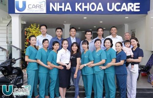 Cơ sở nha khoa UCare
