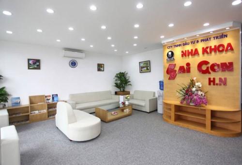 Nha khoa Sài Gòn H.N điều trị nha chu tốt nhất
