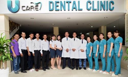 Nha khoa Ucare chữa tủy răng TPHCM