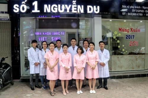 Top 8 địa chỉ Tẩy Trắng răng an toàn nhất tại Hà Nội