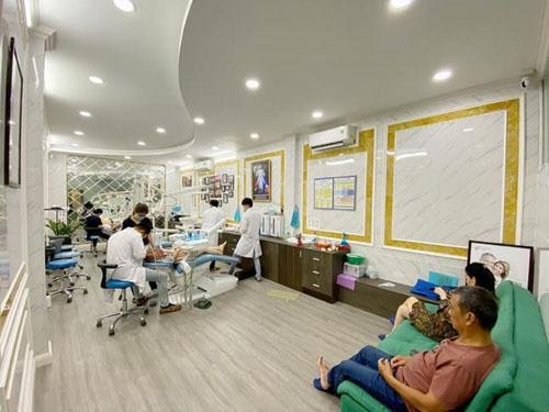 Nha khoa cali Dentist