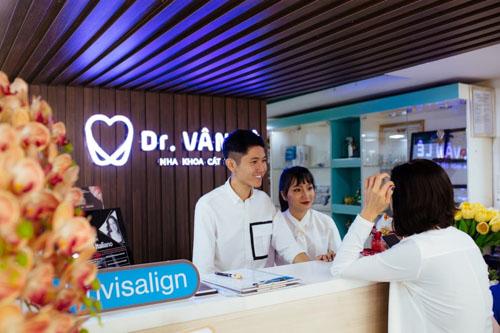 Nha khoa Cát Trắng - Dr Vân Lê