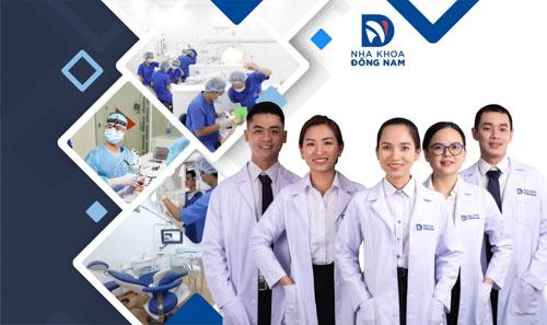 Nha Khoa Đông Nam địa chỉ điều trị tủy răng uy tín nhất quận Phú Nhuận