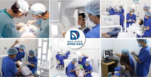 Nha khoa Đông Nam phòng khám nha khoa uy tín nhất quận Phú Nhuận