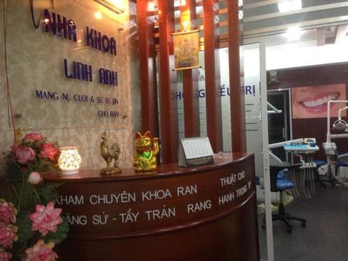 Nha khoa Linh Anh