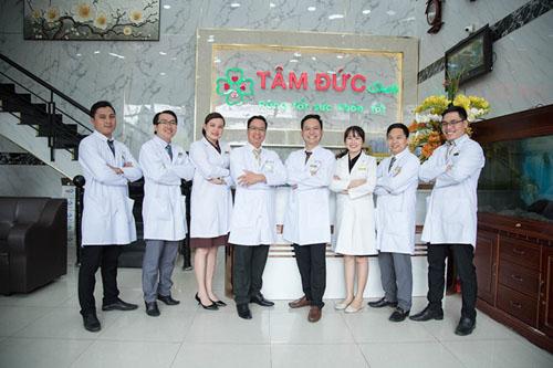 Nha khoa Tâm Đức quy tụ đội ngũ bác sĩ chuyên môn cao