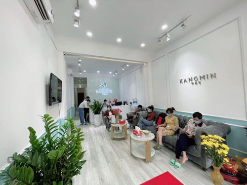 Nha khoa thẩm mỹ KangMin