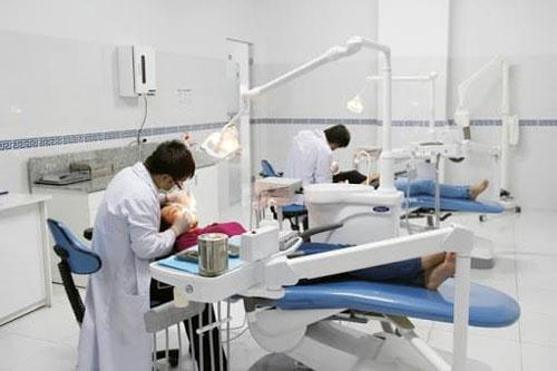 Trang thiết bị y tế của phòng khám thường xuyên được nâng cấp, hoàn thiện. Ảnh minh họa