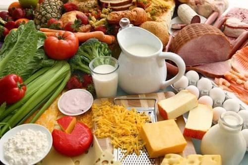 Bổ sung đầy đủ dinh dưỡng cho cơ thể