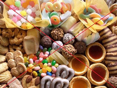 Kiêng các món ngọt nhiều đường
