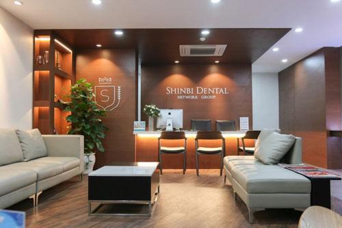 Viện Công Nghệ Nha Khoa Thẩm Mỹ Shinbi