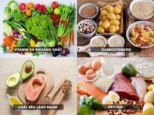 Bổ sung dinh dưỡng trong các bữa ăn