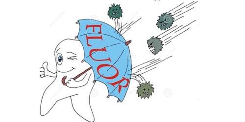 Bổ sung fluor cho trẻ em