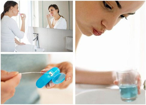 Chăm sóc răng miệng kỹ sau khi ăn