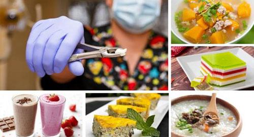 Chọn lựa thực phẩm phù hợp sau khi nhổ răng